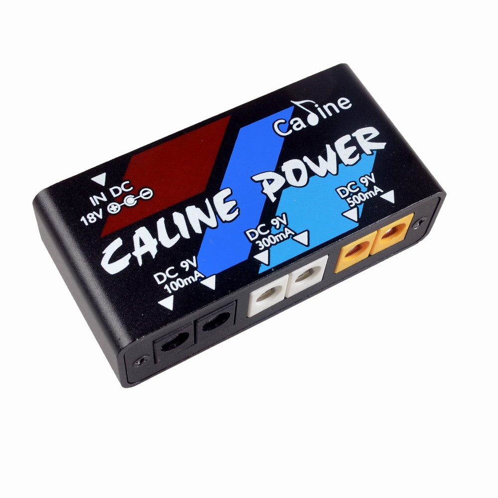 CP-02 Power Supply - Caline (ETIQUETA VERDE ✅)
