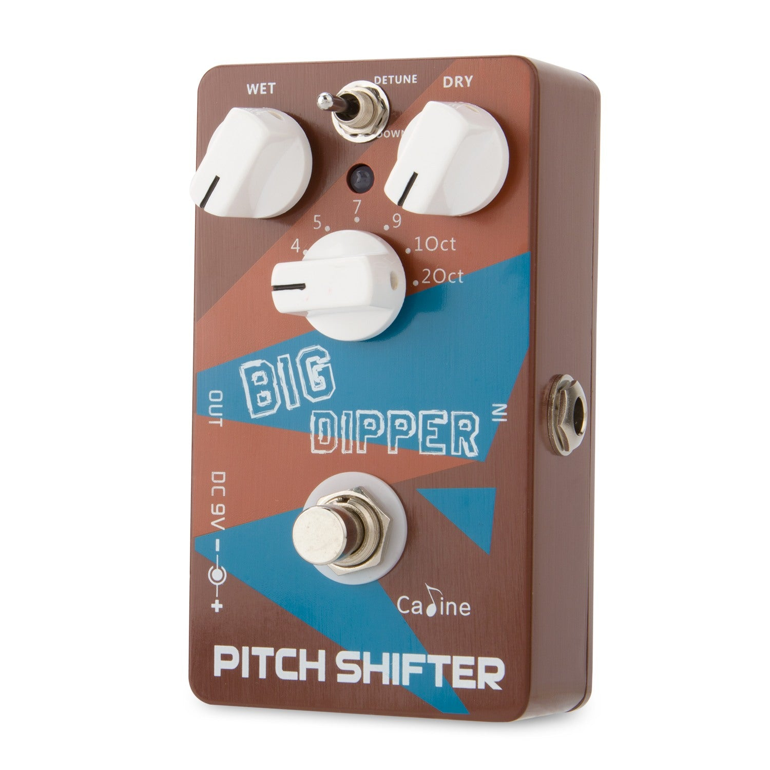 Cp-36 Big Dipper - Pitch Shifter (Harmonizador) Caline