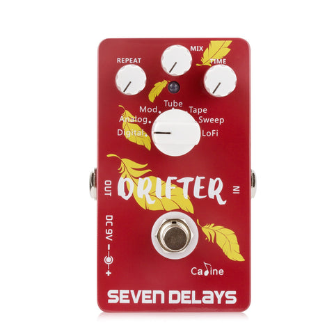 Cp-37 Drifter (7 delays) Caline