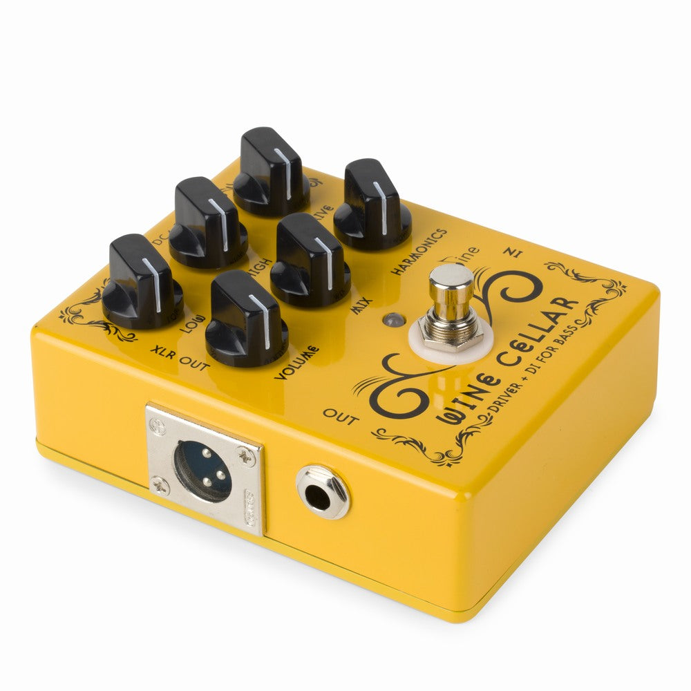 Cp-60 Wine Cellar (Overdrive y Caja Directa Bass) - Caline