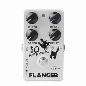 Cp-66 Sho What (Flanger) - Caline