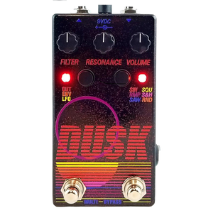 DUSK (ANALOG LOW PASS FILTER) DR SCIENTIST