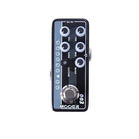003 Power-Zone (basado en el Koch ® PowerTone) - Mooer