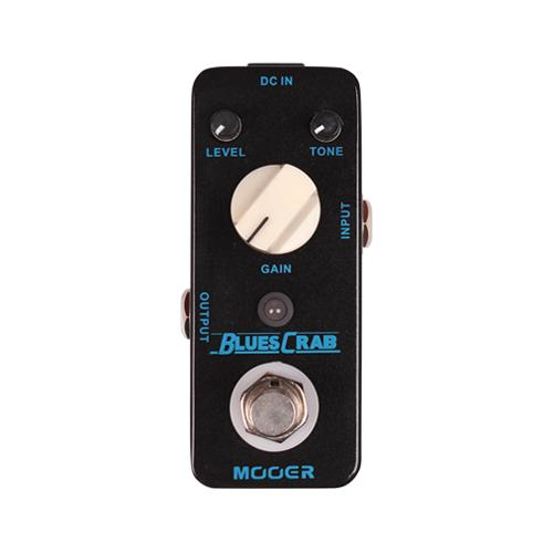Blues Crab (Overdrive) - Mooer