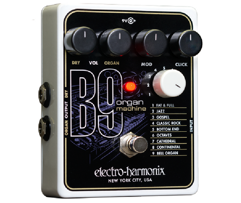 B9 (Organ Machine) EHX