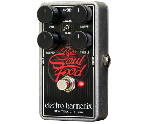 Bass Soul Food (Overdrive) EHX