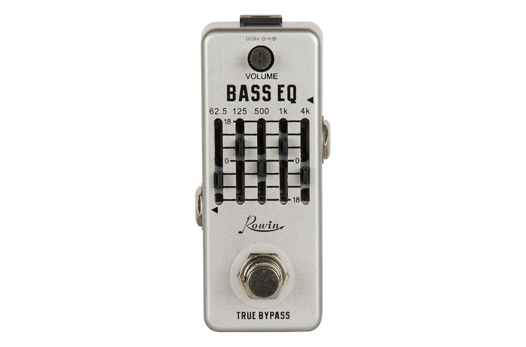 Eq Bass (5 Bandas) Rowin Mini