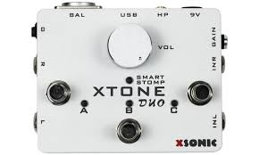 Xtone Duo (Interfaz de Audio) - Xsonic