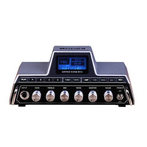 Little tank d15 (Amplificador) - mooer