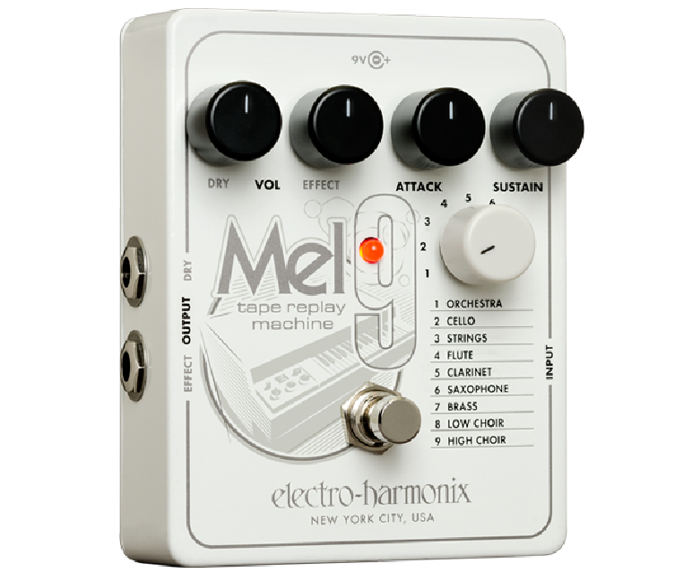 Mel 9 (Tape Replay Machine) EHX