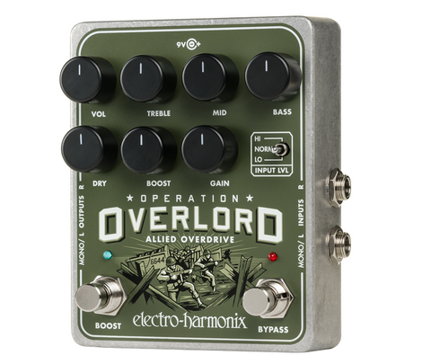 Operation Overlord (Overdrive) EHX