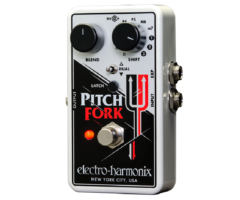 Pitch Fork (Polyphonic Pitch Shifter/Harmony) - Ehx