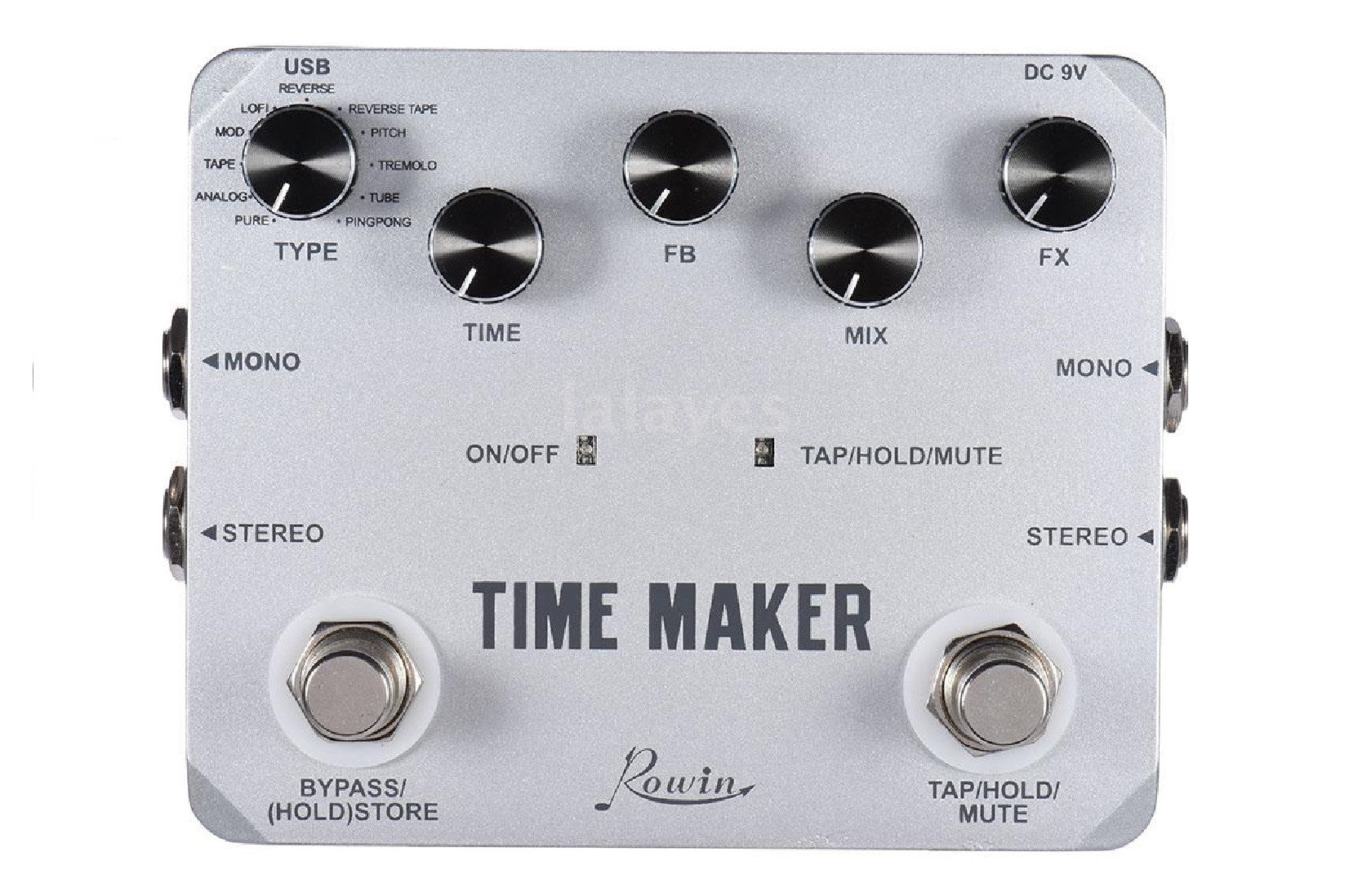 Time Maker (11 Delays) Rowin Twin