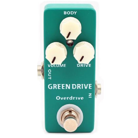 Green Overdrive (Tube Screamer Overdrive) Mosky