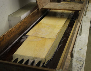 Steaming Bands for Shaker Oval Boxes and Needlework Boxes.  LeHay's Shaker Boxes.