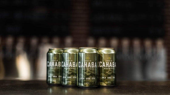 Alabama Crown Beer Cahaba Brewing Uba IPA 6pk