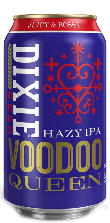 Alabama Crown Beer Dixie Voodoo Queen