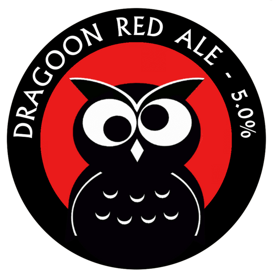 Alabama Crown Craft Beer Cross-eyed Owl Dragoon Red 6pk