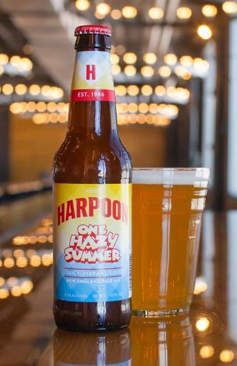 Alabama Crown Craft Beer Default-Title 44. Harpoon One Hazy Summer Pale Ale 6pk