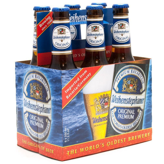 Alabama Crown Craft Beer Default-Title 49. Weihenstephaner Original Premium Lager 6pk