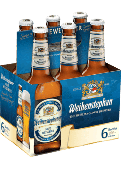 Alabama Crown Craft Beer Default-Title 50. Weihenstephaner Hefeweissbier 6pk