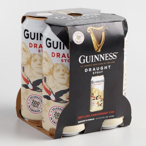Alabama Crown Craft Beer Guinness 4 pk cans