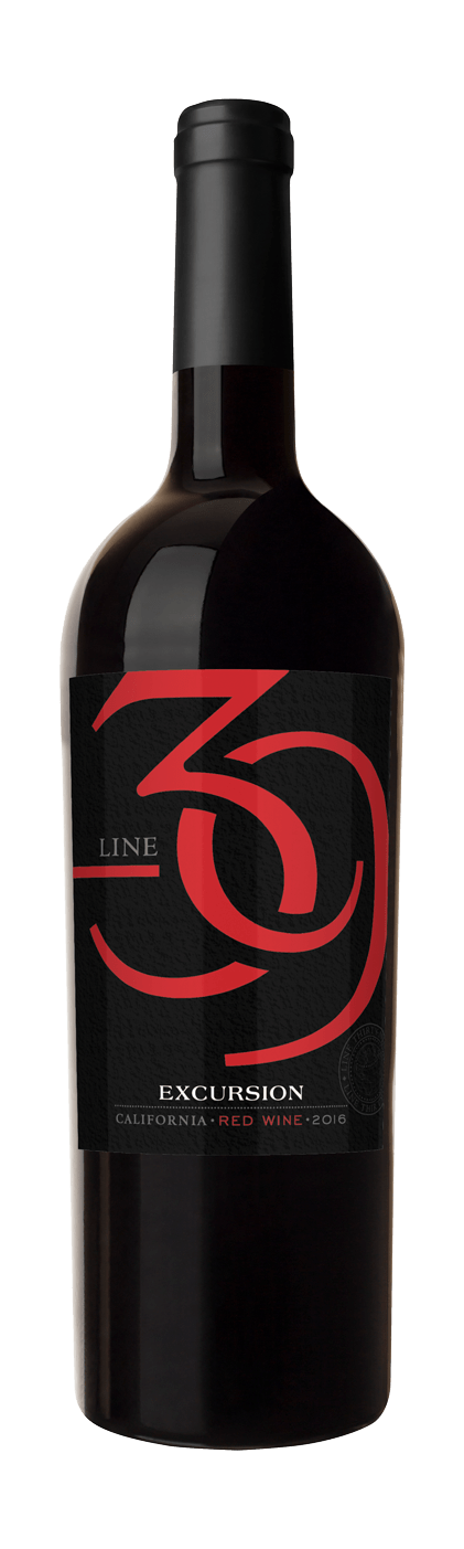 Alabama Crown Wine Line 39 Excursion Red Blend