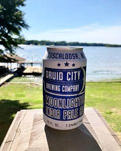 Alabev Beer Druid City Moonlighter IPA