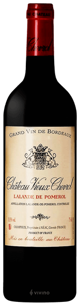 Allocations French Red 2015 Château Vieux Chevrol - Lalande-de-Pomerol