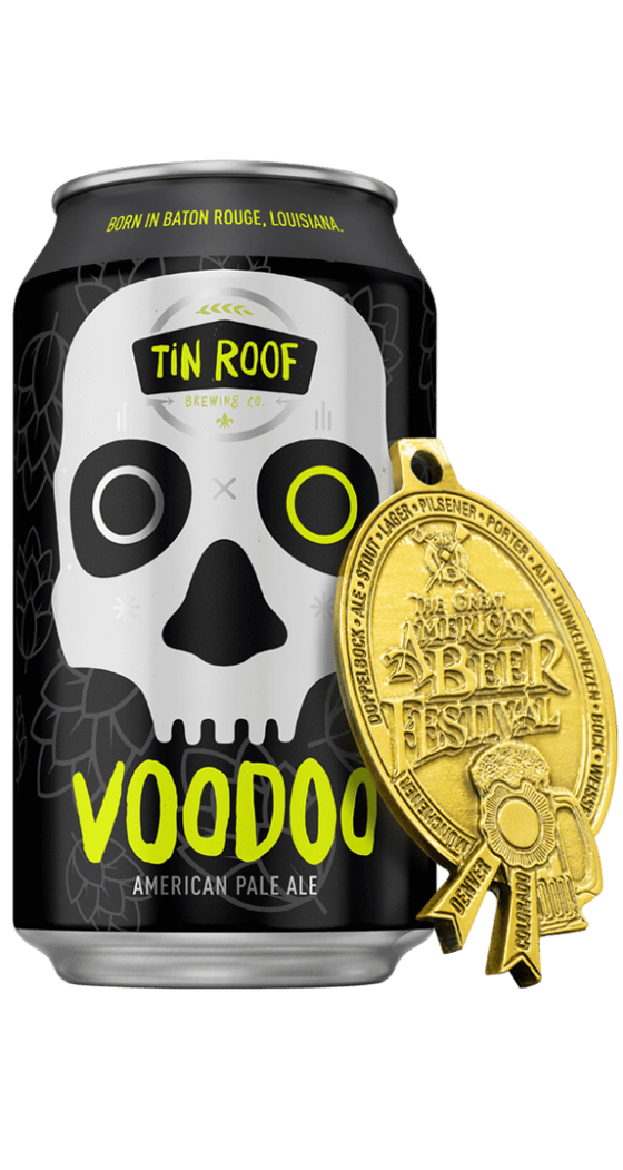 Bud-Busch Craft Beer 35. Tin Roof Voodoo 6pk