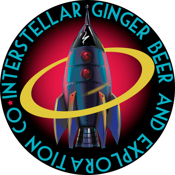 Bud-Busch Craft Beer Default-Title 10. Interstellar First Contact Ginger Beer 4pk