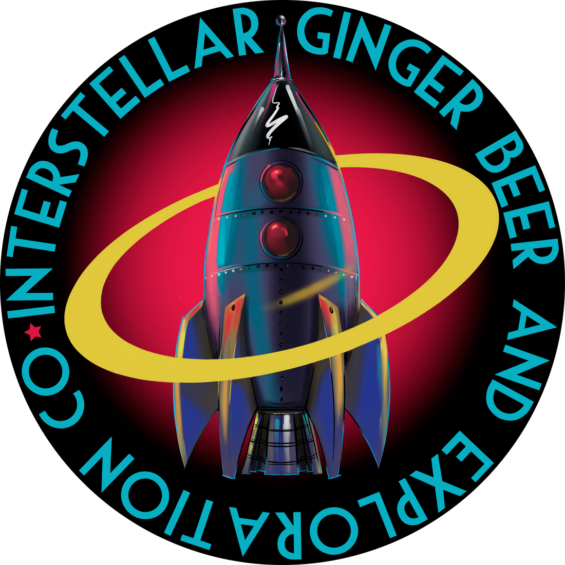 Bud-Busch Craft Beer Default-Title 12. Interstellar Sunspot Ginger Beer 4pk