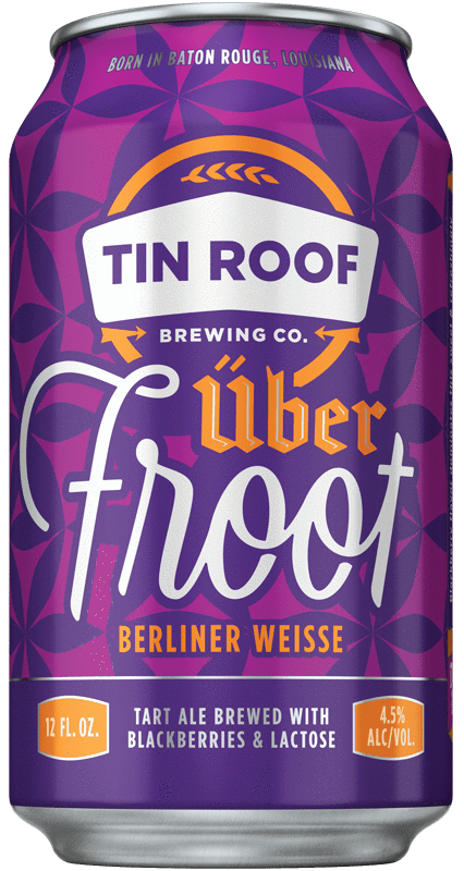 Bud-Busch Craft Beer Default-Title 14. Tin Roof Uber Froot Blackberry Berliner Weisse 6pk