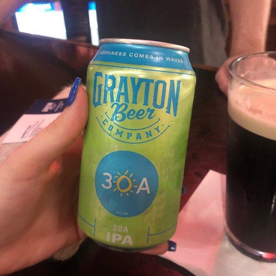 Bud-Busch Craft Beer Default-Title 30. Grayton 30A IPA 6pk