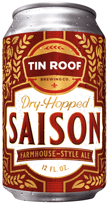 Bud-Busch Craft Beer Default-Title 34. Tin Roof Farmhouse Dry Hopped Saison 6pk