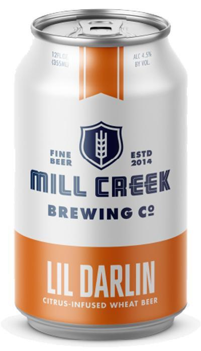 Bud-Busch Craft Beer Default-Title 38. Mill Creek Lil Darlin Wheat Ale 6pk