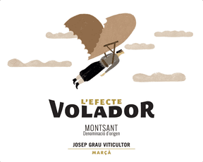 Celler Dosterras Spanish Red Montsant Volador Tinto 2016