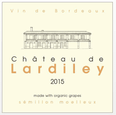Chateau de Lardiley French White Chateau de Lardiley, Bordeaux Blanc