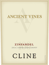Cline Cellars Zinfandel 2016 Cline Cellars, Ancient Vines Zinfandel #40, 2018 Wine Spectator Top 100