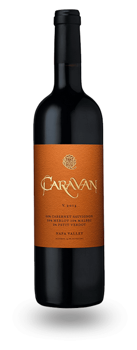 Darioush Red Blend Caravan By Darioush