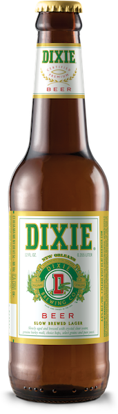 Dixie Brewing Company (New Orleans, Louisiana) Craft Beer Dixie Lager 6pk