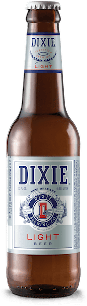 Dixie Brewing Company (New Orleans, Louisiana) Craft Beer Dixie Light 6pk