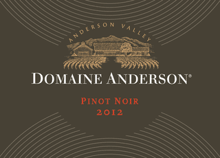 Domaine Anderson Pinot Noir Domaine Anderson Pinot Noir 2012