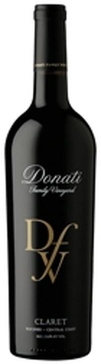 Donati Claret Donati Family Vineyards, Claret 2014