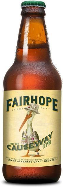 Fairhope Brewing Company (Fairhope, Alabama) Craft Beer Fairhope Causeway IPA 4pk