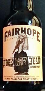Fairhope Brewing Company (Fairhope, Alabama) Craft Beer Judge Roy Bean 6 Pack