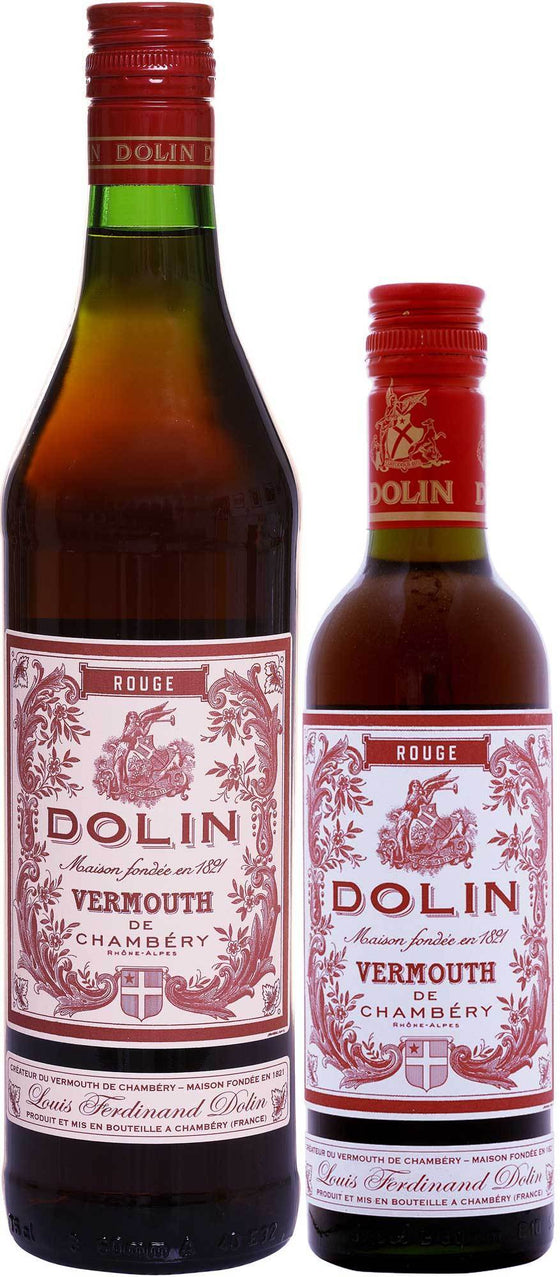 Grassroots Aperitif Dolin Rouge Vermouth