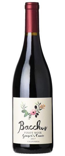 Grassroots Pinot Noir Bacchus Ginger's Cuvee