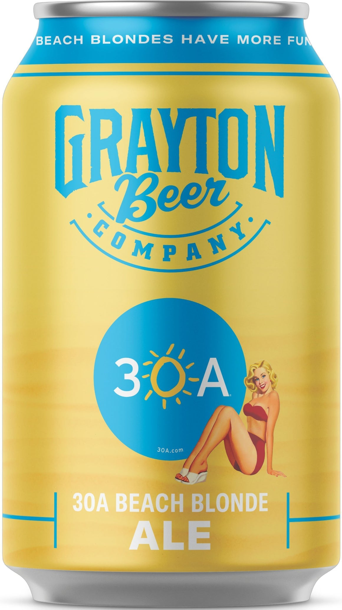 Grayton Beer Company (Santa Rosa Beach, Florida) Craft Beer Grayton Beer 30A 6-Pack