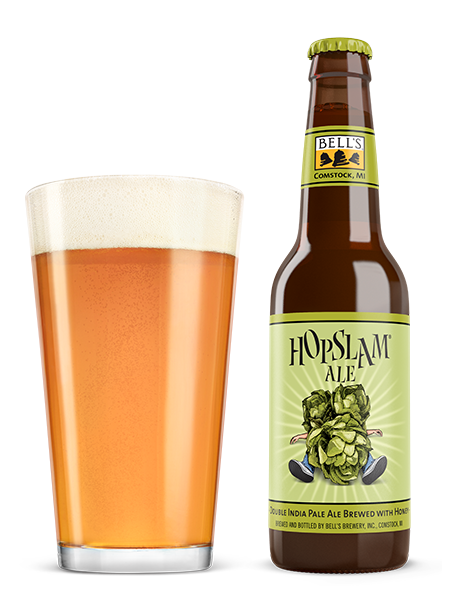 Gulf Distributing Beer Bells Hopslam Ale